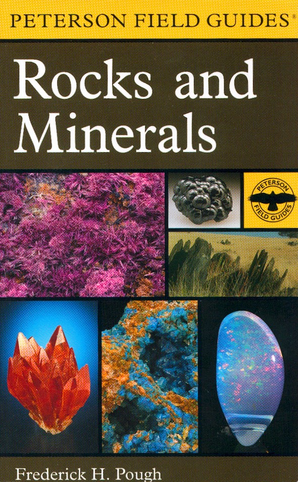 Peterson Field Guides Rocks and Minerals