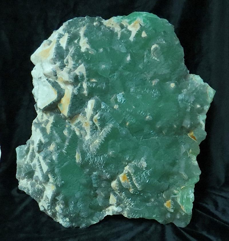 webGreen Fluorite 60.1 Kilo Hunan Province, China