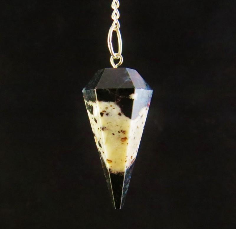 Brazilian Agate Pendulum (2)