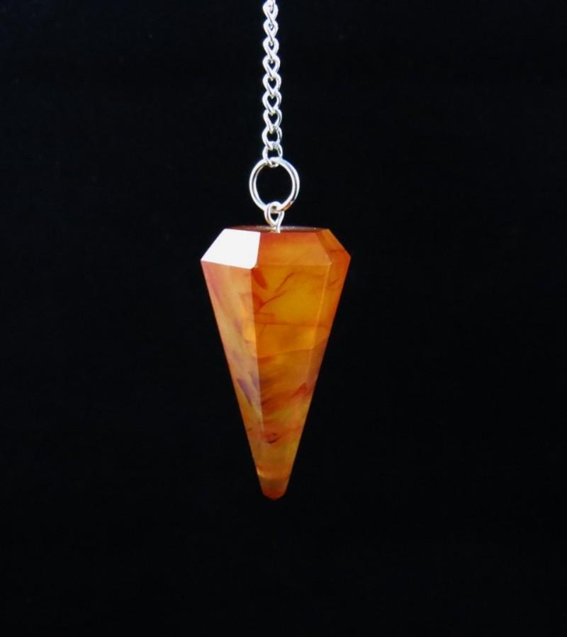 Carnelian Pendulum