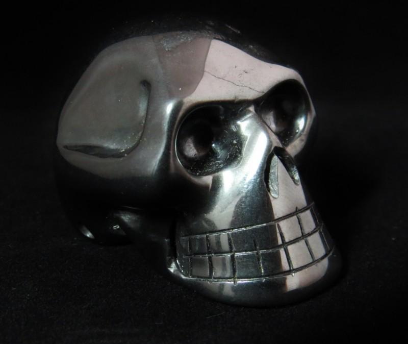 Hematite Skull (2)