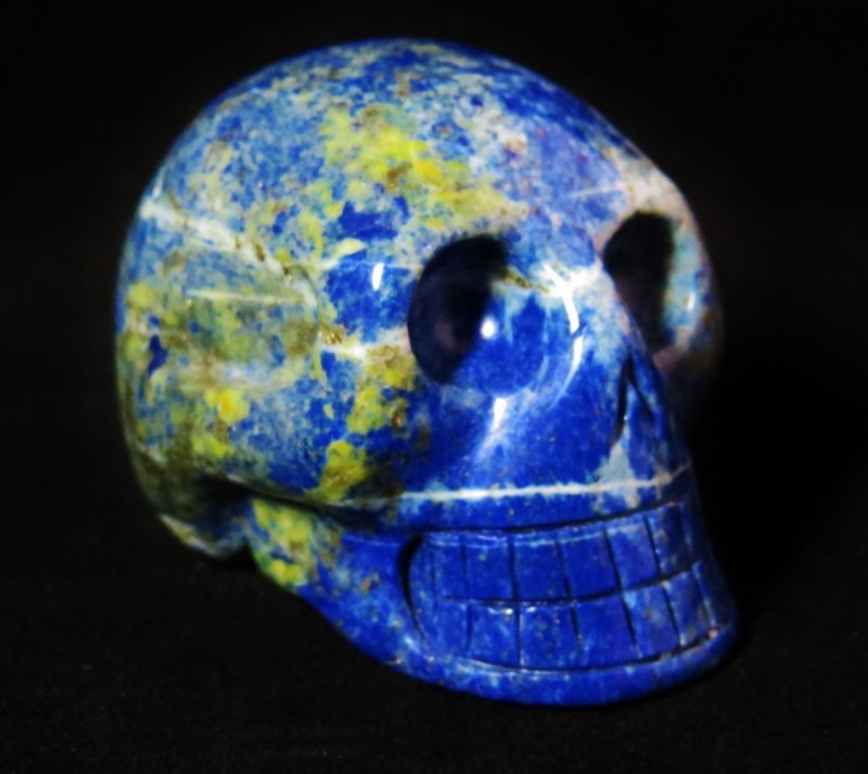 Lapis Skull (2)