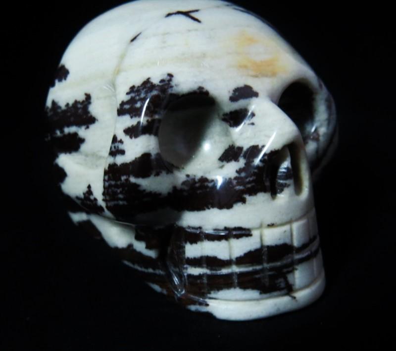 Mookaite Jasper Skull (4)